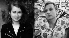 MARGARETE STOKOWSKI & JENS FRIEBE - Lesung & Konzert. Literatur LIVE