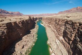 Bild: Permit Colorado – Paddeln im Grand Canyon - Multivision mit Thomas Wilhelm