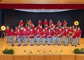 Bild: Frühlingskonzert - mit der Stadtkapelle Bad Mergentheim