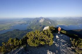 Bild: Bayerische Alpen - Meine Bergheimat - Multivision mit Bernd Ritschel