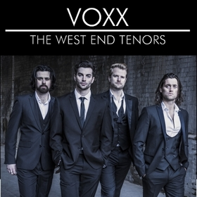 Bild: VOXX - The West End Tenors - Die Tenorsensation aus dem Londoner West End