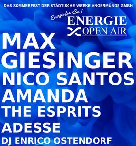 Bild: Energie Open Air 2019 - Das Sommerfest der Städtische Werke Angermünde GmbH