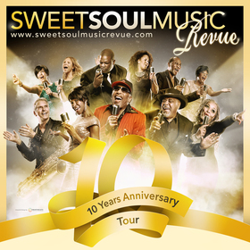 Bild: Sweet Soul Music Revue - 10 Years Anniversary Tour