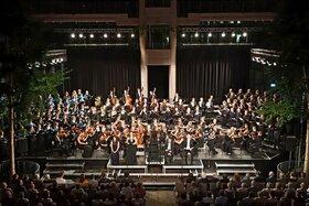 Bild: Akademischer Chor und Orchester der Universität Stuttgart