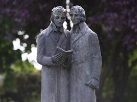 Bild: Auf den Spuren der Brüder Grimm