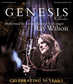 Bild: Ray Wilson - Genesis Classic - Time and Distance Tour