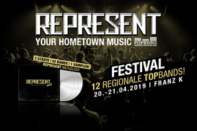 REPRESENT ? Your Hometown Music - Your Homtown Music geht in die 7. Runde!