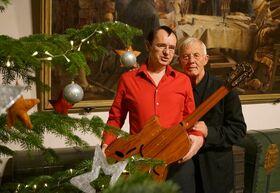 Bild: Morgen, Kinder, wird`s... ! Adventsgeschichten - mit Rolf Becker & Frank Fröhlich
