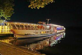 Bild: Silvesterparty auf dem Schiff