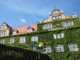 Bild: Quatsch mit grüner Soße - Mit einem Marktweib durch Kassel