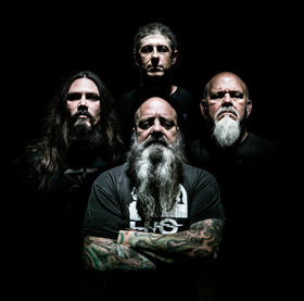 CROWBAR (USA) + Gäste auf der Sommerbühne am 7er Club - Heavy Sludge Doom Metal