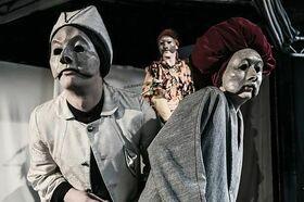 Bild: Triton - Ein märchenhaftes Theaterspiel mit Maskenfiguren