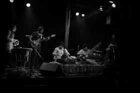 EMPRYO feat. Deobrat und Prashant Mishra aus Benares (Norindien)