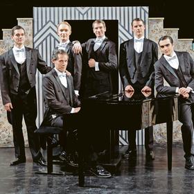 Bild: Comedian Harmonists - Schauspiel mit Musik von Gottfried Greiffenhagen & Franz Wittenbrink