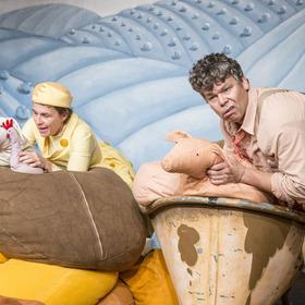 Bild: Albin und Lila - Theaterstück nach Rafik Schami