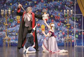 Der Nussknacker von P. Tschaikowski - getanzt vom Prager Festspiel Ballett