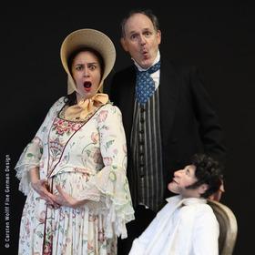 Hoffmanns Erzählungen - Jaques Offenbach / Frankfurt-Premiere