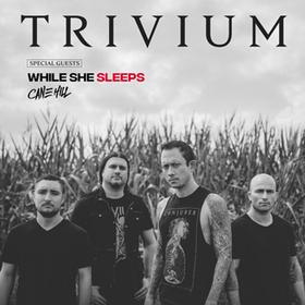 Bild: Trivium  + While She Sleeps + Cane Hill présentés par Artefact Prl en accord avec Live nation
