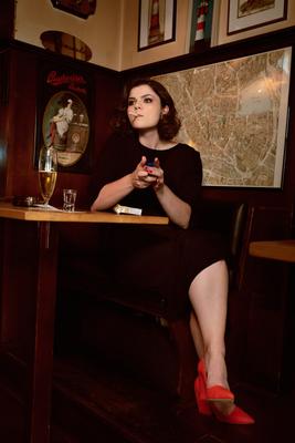 Sophie Passmann - liest Alte weisse Männer