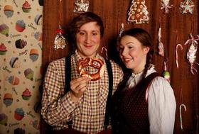 Bild: Hänsel und Gretel - Märchentheater für Kinder ab 4 Jahre