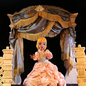 Bild: Der verzauberte Brunnen - Hohenloher Figurentheater
