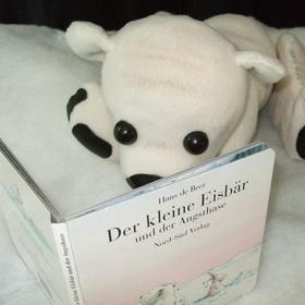 Bild: Der kleine Eisbär Lars - Wodo Puppenspiel