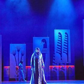 Bild: Aida - Landestheater Detmold
