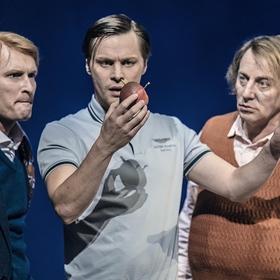 Bild: Adams Äpfel - Landestheater Detmold