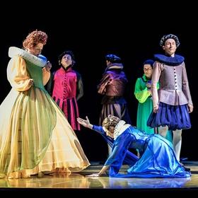 Bild: Maria Stuart - Premiere - Schauspiel von Friedrich Schiller