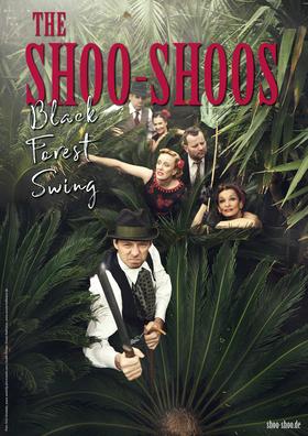 Bild: Black Forest Swing The Shoo-Shoos (Baal novo Theater Eurodistrict) - Im Rahmen des Theatersommer Lauf/Schw. (Open Air)