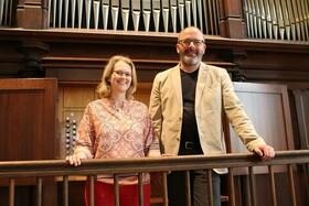 Bild: Orgelfestkonzert - für Orgel zu 4 und 2 Händen