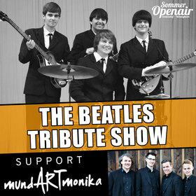 "The Pangea & mundARTmonika - OPENAIR - The Beatles Tribute Show ""The Pangea"""