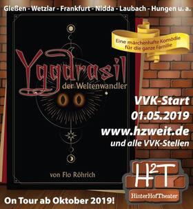 Bild: H2T - HinterHofTheater - Yggdrasil-Der Weltenwandler