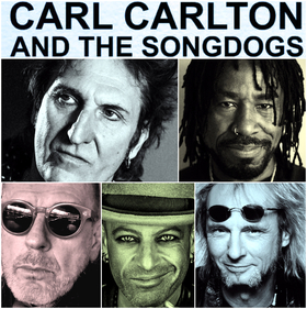 Bild: Carl Carlton & The Songdogs - Reunion on Revolution Avenue