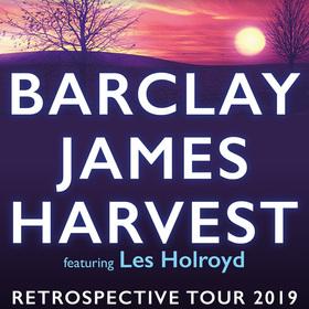 Bild: Barclay James Harvest feat. Les Holroyd - Retrospective Tour 2019
