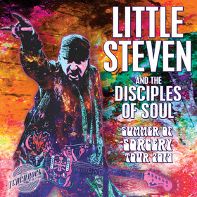 LITTLE STEVEN & THE DISCIPLES OF SOUL - Summer Sorcery Tour