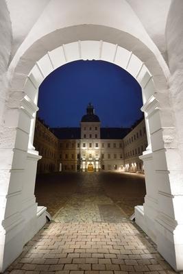 Bild: Eröffnungskonzert Weißenfelser Schlossfest 2019 - Akademisches Orchester Halle