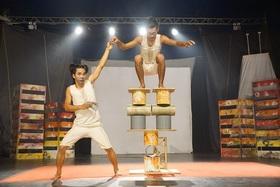 Bild: Phare Ponleu Selpak & die Mswanu Gogo Vibes