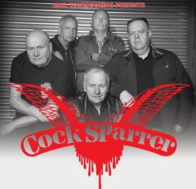Bild: Cock Sparrer - + Very Special Guests