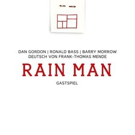Bild: Rain Man - Schauspiel - Gastspiel