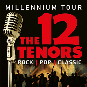 Bild: The 12 Tenors - Tournee 2018