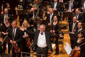 Bild: Elbland Philharmonie Sachsen - Nordische Weihnachten