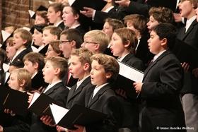 Bild: Klingende Bachfamilie - Chorkonzert mit dem Knabenchor Hannover