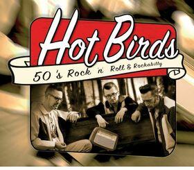 Bild: Hot Birds rocken das Theater