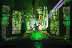 Bild: Der Elfenthron von Thorsagon - Ein musikalisches Fantasy-Abenteuer