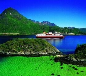 Bild: Mit dem Postschiff der Hurtigruten - Entlang der norwegischen Küste