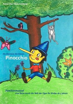 Bild: Pinocchio - Die Kleine Oper Bad Homburg