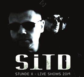 Bild: [:SITD:] - Stunde X - Live Shows 2019