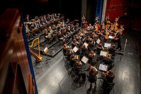 Bild: Schicksal - Symphoniekonzert Junge Südwestdeutsche Philharmonie