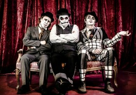 Bild: The Tiger Lillies - Devil's Fairground